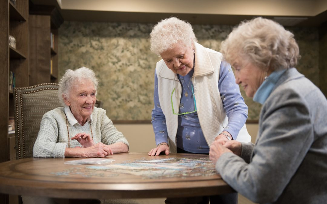 How to Find a Quality Memory Care Facility ?